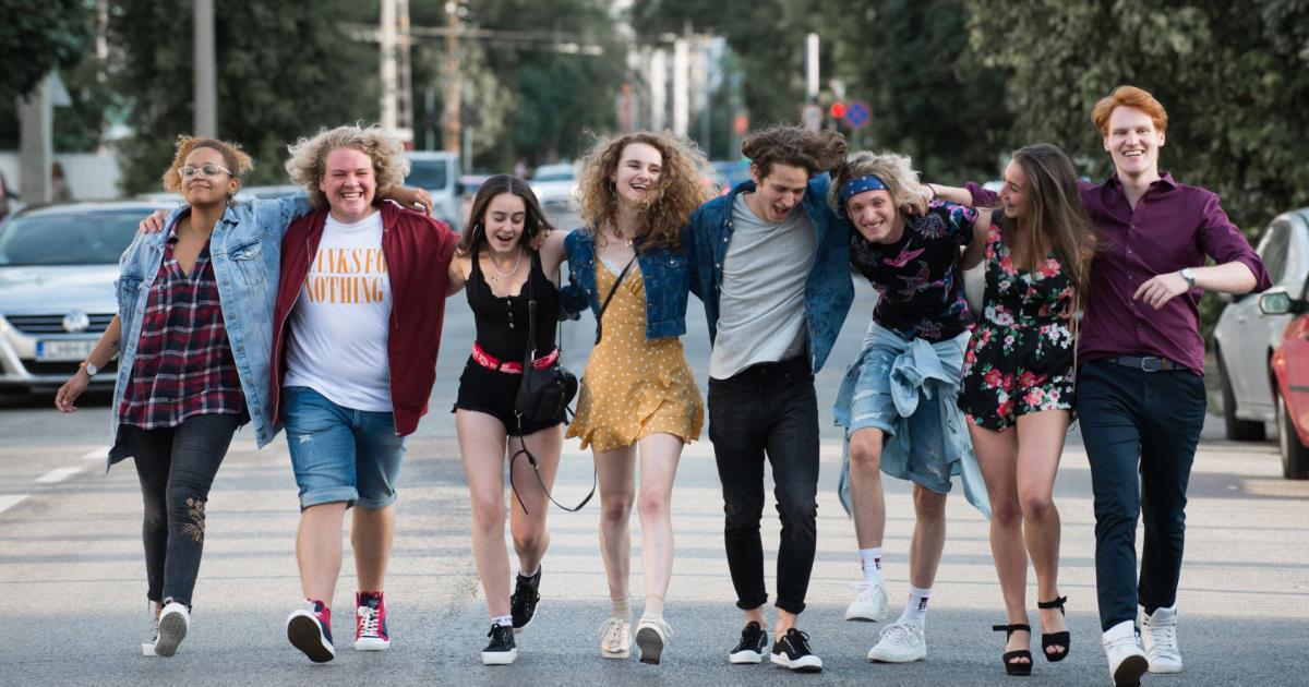 FOMO - Fear of Missing Out   Letní filmová škola